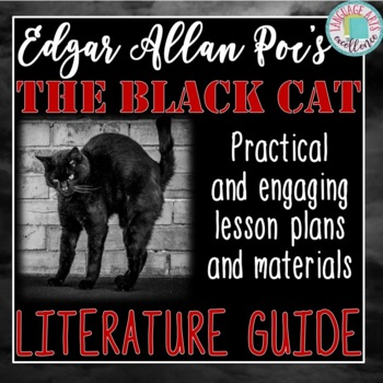 """The Black Cat"" Literature Guide"