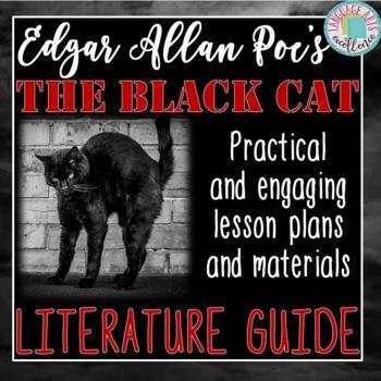 """""""The Black Cat"""" Literature Guide"""