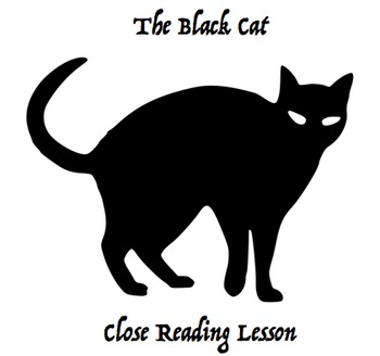 """The Black Cat,"" a Close Reading Lesson"