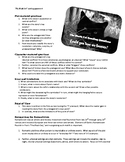 """""""The Black Cat"""" reading questions"""