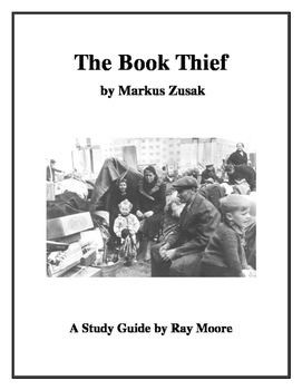 """""""The Book Thief"""" by Markus Zusak: A Study Guide"""