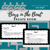 The Boys in the Boat Escape Room