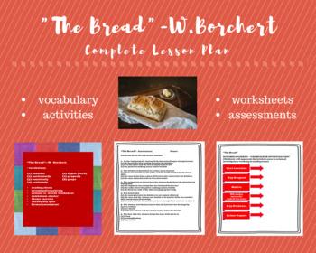 """""""The Bread"""" by W. Borchert:  Lesson"""