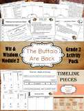 """""""The Buffalo Are Back"""" Activity Packet (Wit & Wisdom, Modu"""