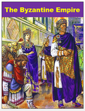 """""""The Byzantine Empire"""" - Brief Overview + Power Point + Activities + Assessments"""
