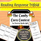 The Candy Corn Contest Reading Response Trifold