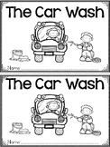 """""""The Car Wash"""" A June/Summer Emergent Reader and Response Dollar Deal"""