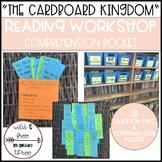 """""""The Cardboard Kingdom"""" Comprehension Pocket"""