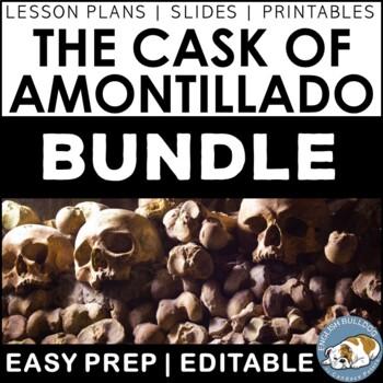 """""""The Cask of Amontillado"""" Mini-Bundle"""