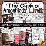 """""""The Cask of Amontillado"""" Unit - Edgar Allan Poe"""