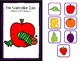 """""""The Caterpillar Eats"""" Activities for Speech Therapy"""