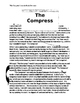 """""""The Compress"""""""