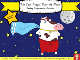 """The Cow Tripped Over the Moon"" reading comprehension activities"
