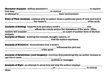 """The Crucible"" Literary Analysis Essay"