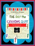 """""""The Day the Crayons Quit"""" Christian Preschool Lesson"""