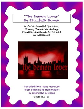 the demon lover elizabeth bowen