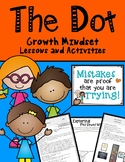 The Dot: Growth Mindset Lessons & Activities