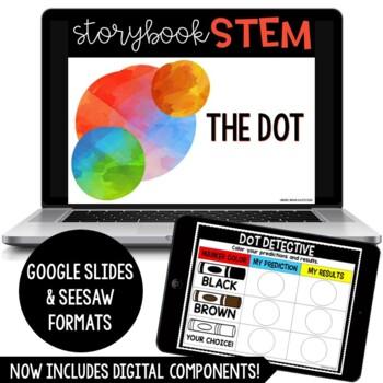 {The Dot} Storybook STEM