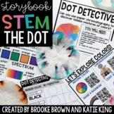 {The Dot} Storybook STEM (Google Slides/Seesaw/Distance Learning)