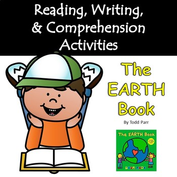 """""""The Earth Book"""" Activities for Reading, Writing, & Comprehension"""