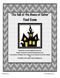 The Fall of the House of Usher Final Exam Test
