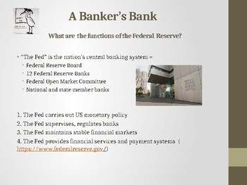 """""""The Fed"""""""