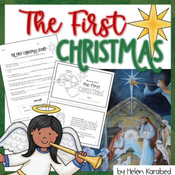 The First Christmas Booklet