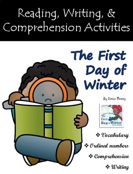 """The First Day of Winter"" Activities for Guided Reading & Writing"