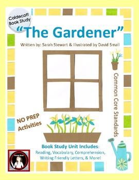 """Spring, """"The Gardener"""""""