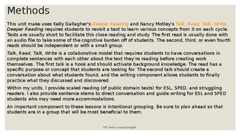 """The Gettysburg Address"" & Eulogy Unit (An ELA & US History Cross-curricular)"
