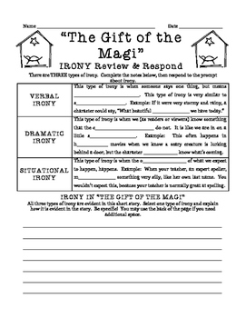 """The Gift of the Magi"" Bundle -- Money Saver!"