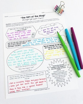 The Gift of the Magi by O. Henry Complete Unit and Activities