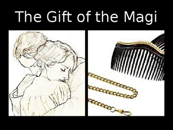 """The Gift of the Magi"" PowerPoint"
