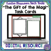 """""""The Gift of the Magi"""" by O. Henry Digital Short Story Task Cards"""