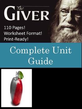 """""""The Giver"""" Unit Bundle"""