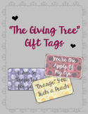 """The Giving Tree"" Gift Tags"