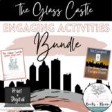 The Glass Castle Engaging Unit Activities Bundle - Distanc