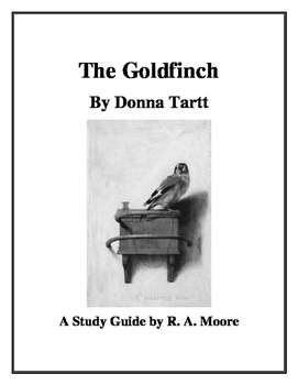 """""""The Goldfinch"""" by Donna Tartt: A Study Guide"""