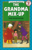"""The Grandma Mix-Up"" Guided Reading Lesson (Level K, Fiction)"