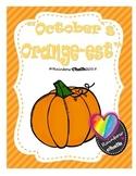 """""""October's Orange-est"""""""