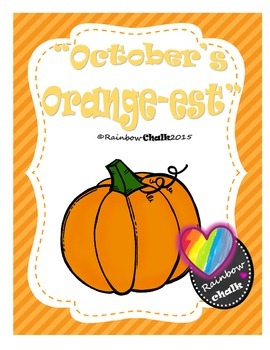 """October's Orange-est"""