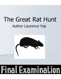 """The Great Rat Hunt"" Quiz (50 Multiple Choice Questions w/ Key)"