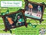 """""""The Green Goggles"""" by Kris Sheather - comprehension resou"""