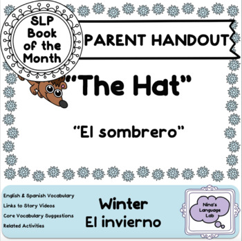 """""""The Hat"""" Parent Handout"""