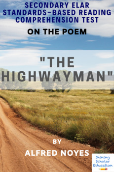 """""""The Highwayman"""" by Alfred Noyes Poetry Reading Test"""