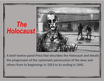 """""""The Holocaust"""" - Prezi"""
