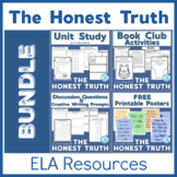 The Honest Truth ELA Resource Bundle I Print & Digital Versions