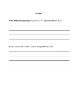 """""""The House Without a Christmas Tree"""" Guided Reading Packet"""
