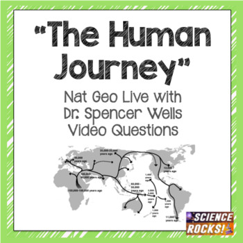 """""""The Human Journey"""" Video Questions"""