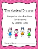 """The Hundred Dresses"" Comprehension Questions"